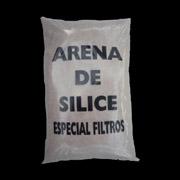 ARENA DE SILEX (sacos 10/25 kg)